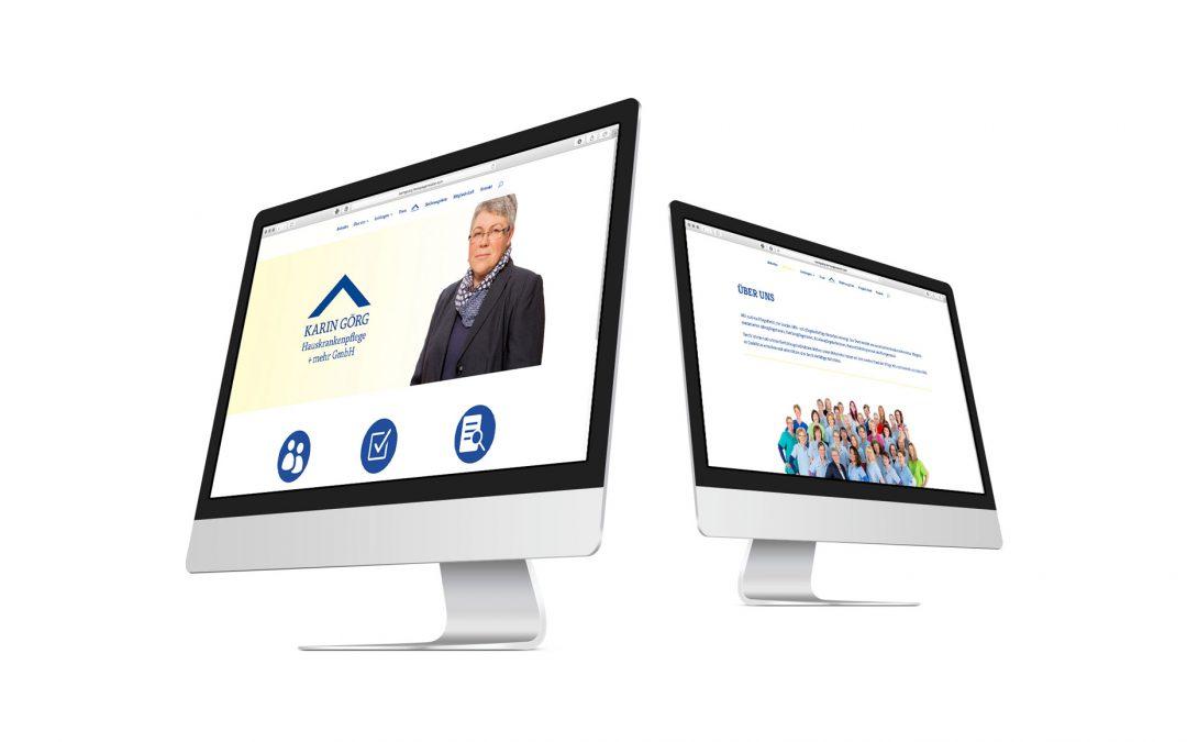 Die neue Website ist da!