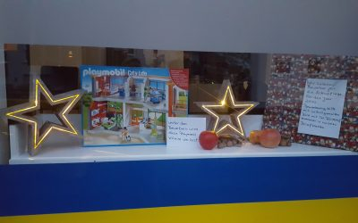 Verlosung Playmobil Klinik